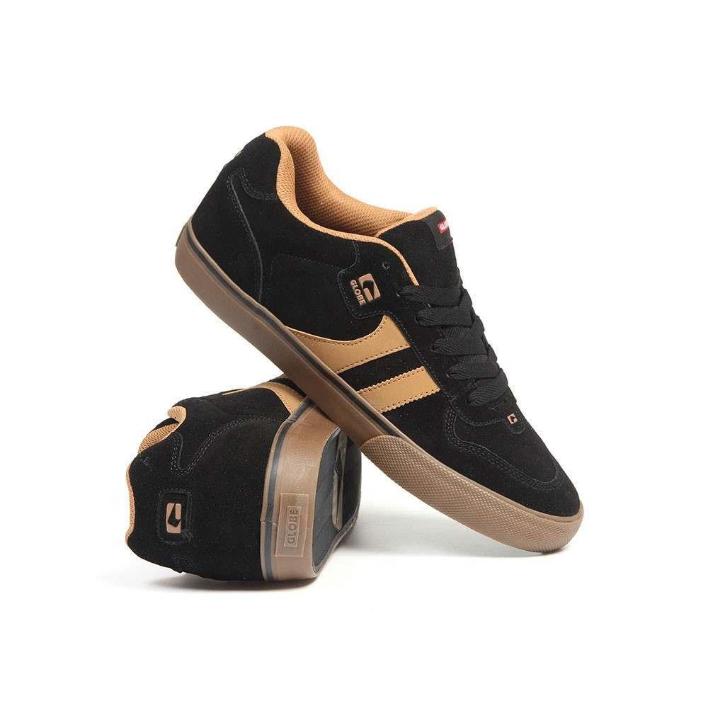Globe Encore-2 Shoes Black/Brown
