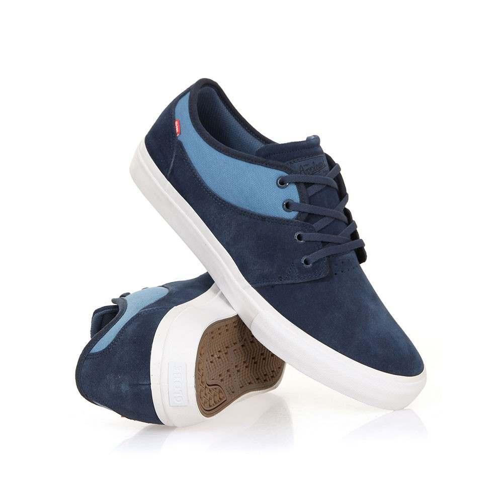 Globe Mahalo Shoes Blue/Moonlight Blue