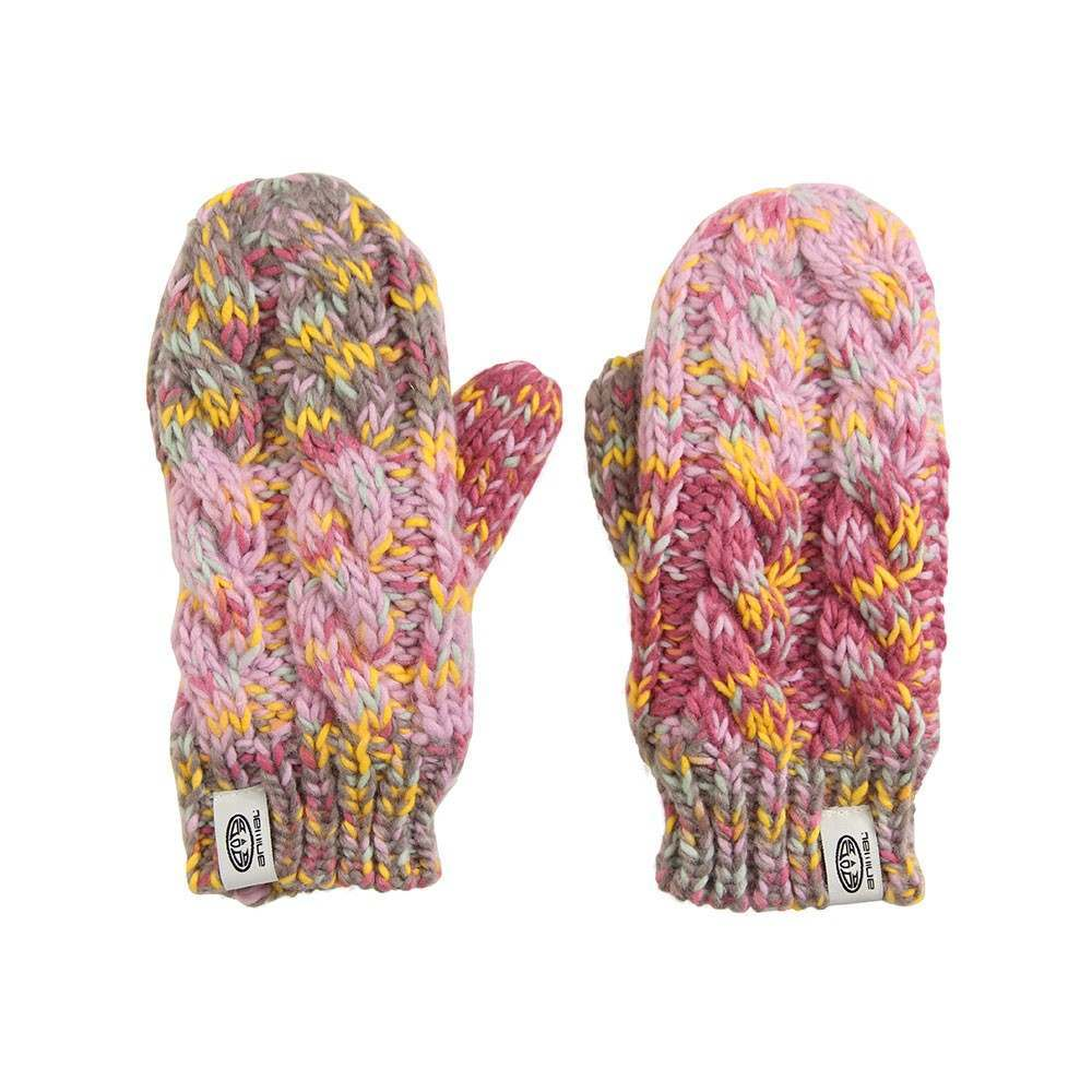 Animal Girls Fionnah Mitts Dusty Violet Purple