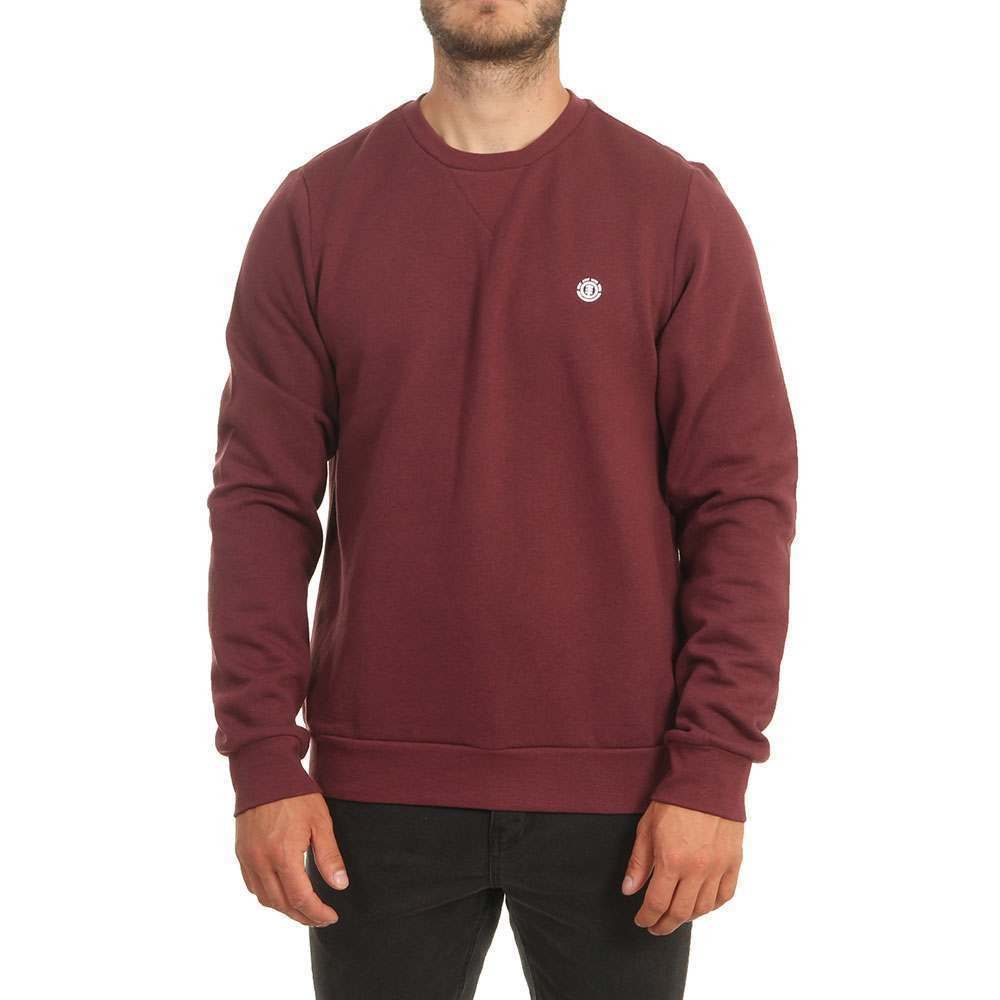 Element Cornell Classic Crew Vintage Red