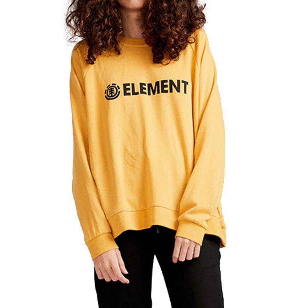Element Tree Logo Crew Gold