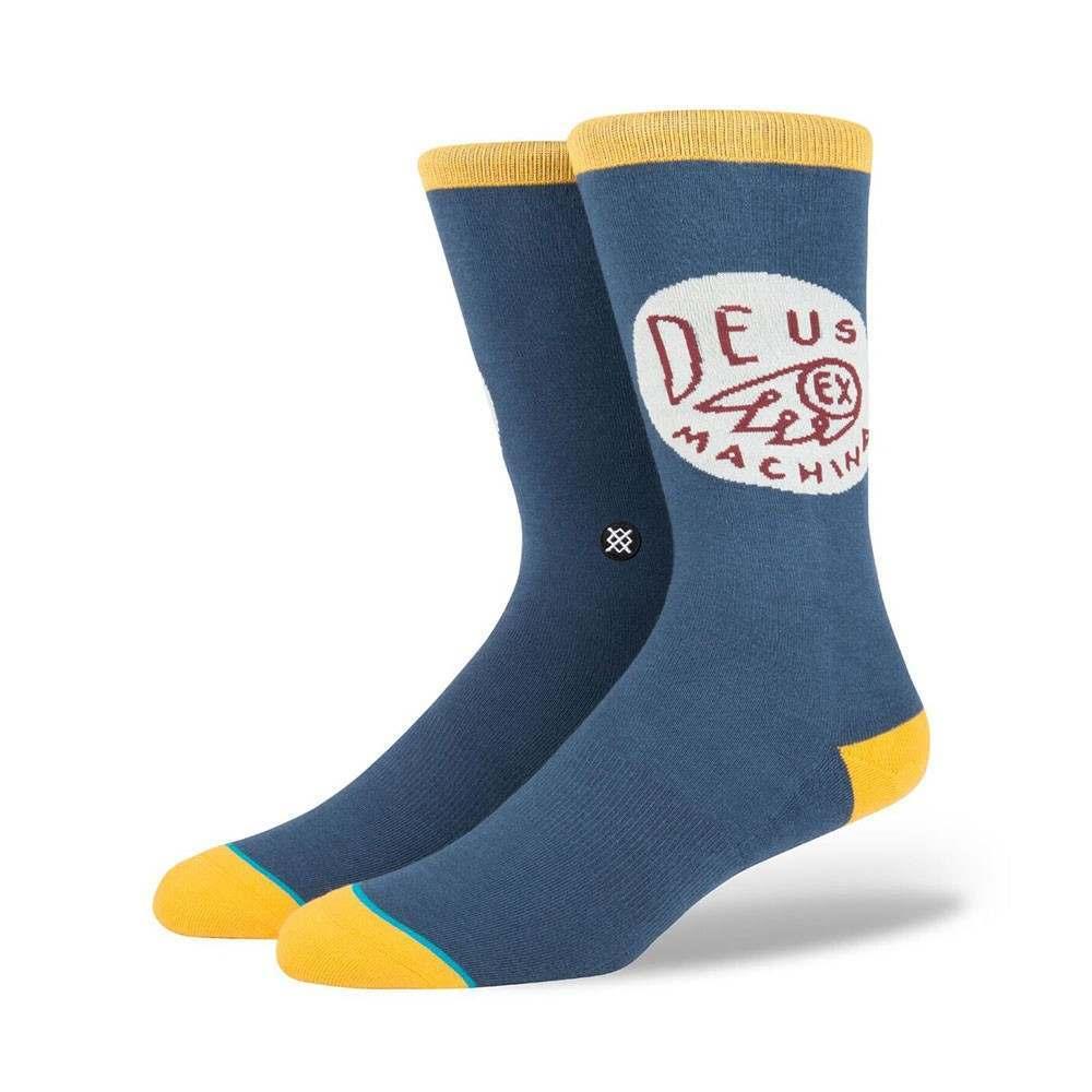 Stance X Deus Hervey Socks Navy