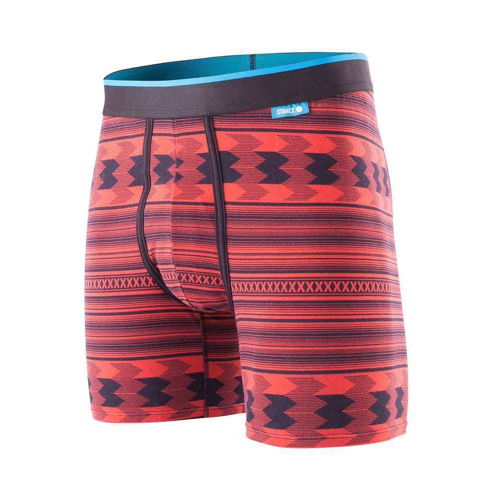 Stance Era Cotton Boxer Red