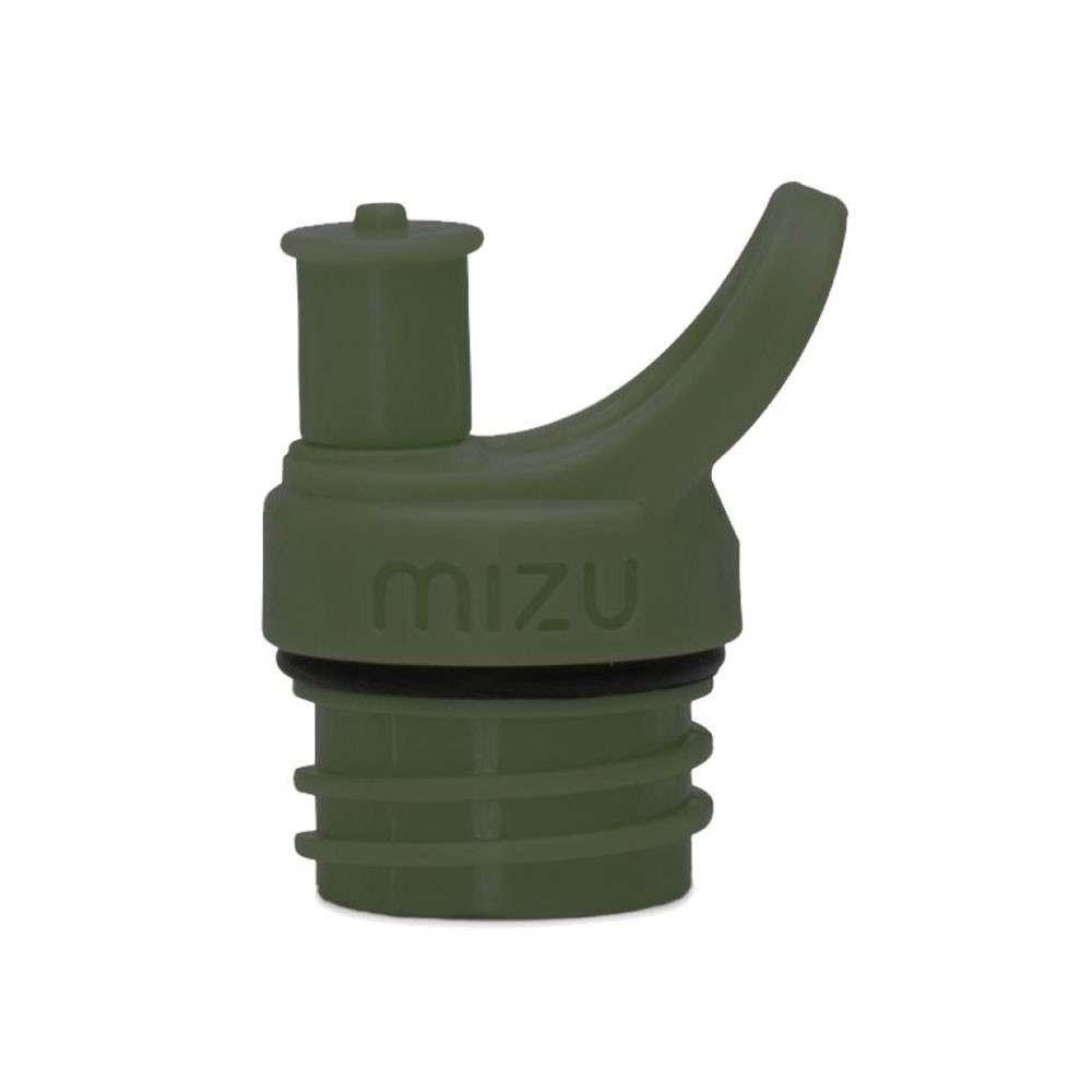 Mizu Water Bottle Sports Cap Army