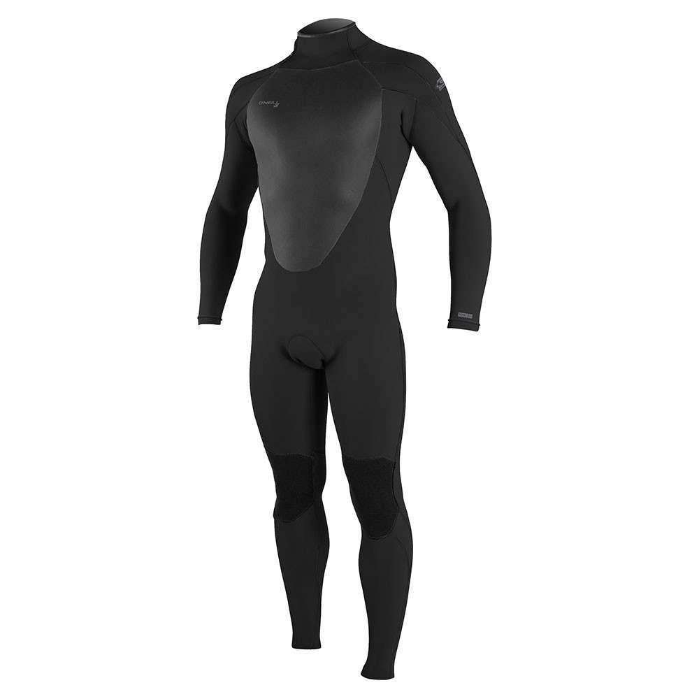 ONeill Epic 4/3 Back Zip Wetsuit Black