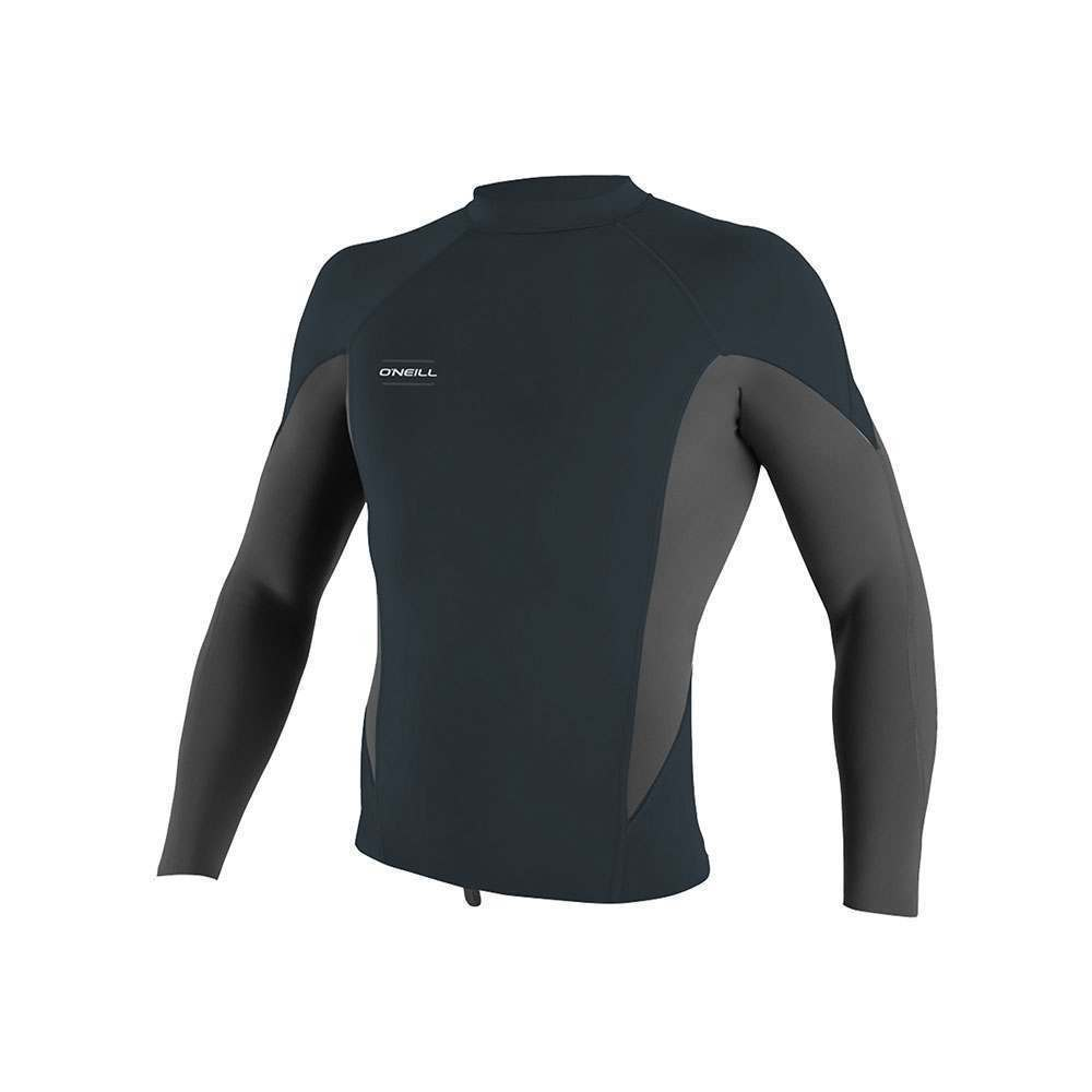 ONeill Hyperfreak 0.5MM Long Sleeve Wetsuit Top Slate