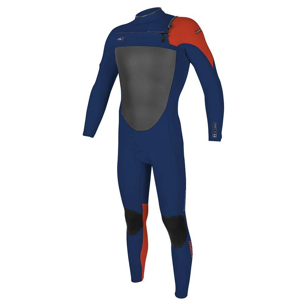 ONEILL Youth Superfreak FZ 5/4 Wetsuit 2017 Nvy