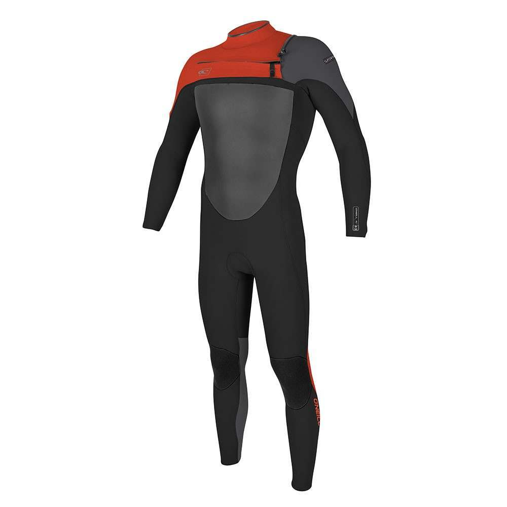 ONEILL Youth Superfreak FZ 5/4 Wetsuit 2017 Blk