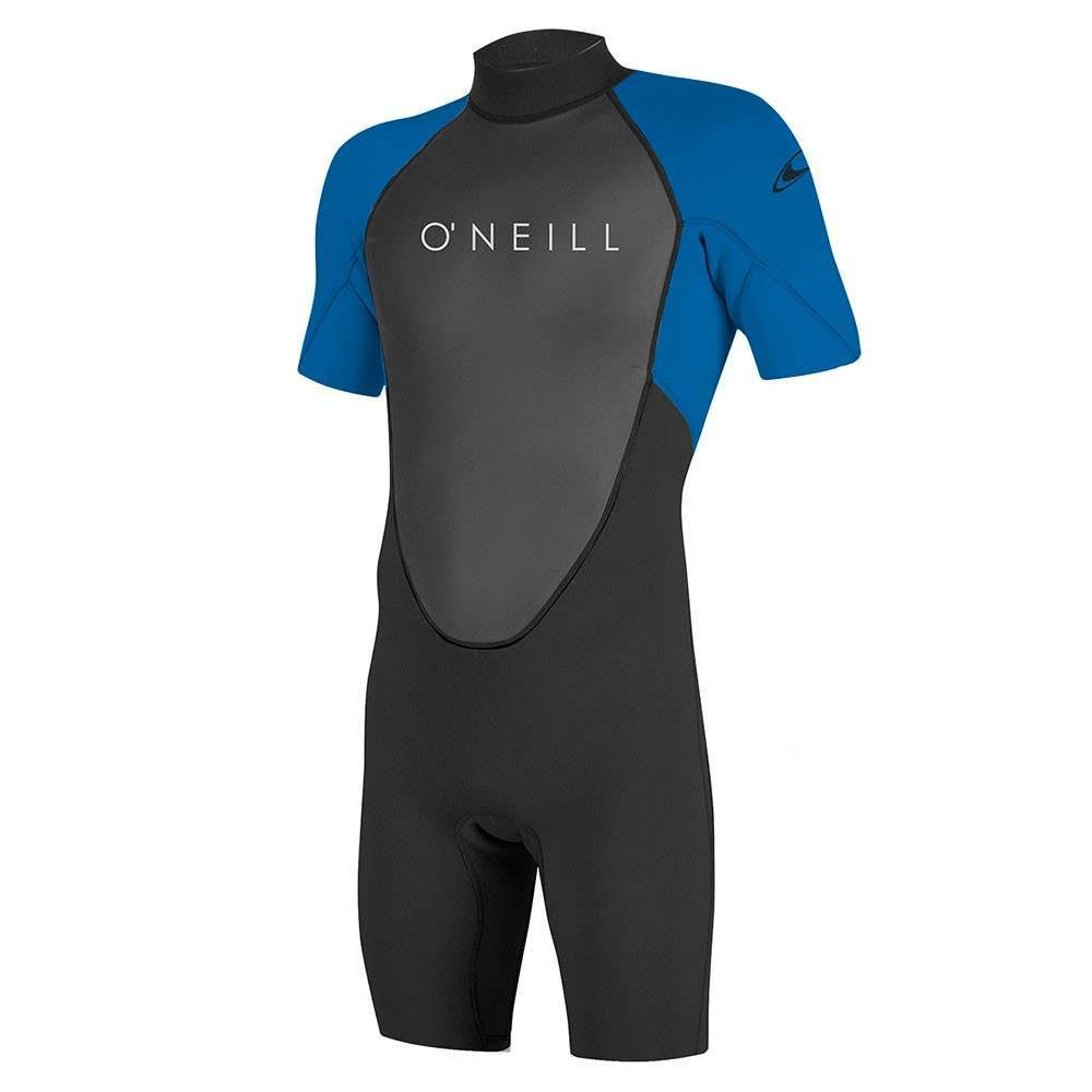 ONeill Youth Reactor 2 2MM Shorty Wetsuit 18 Ocn/B