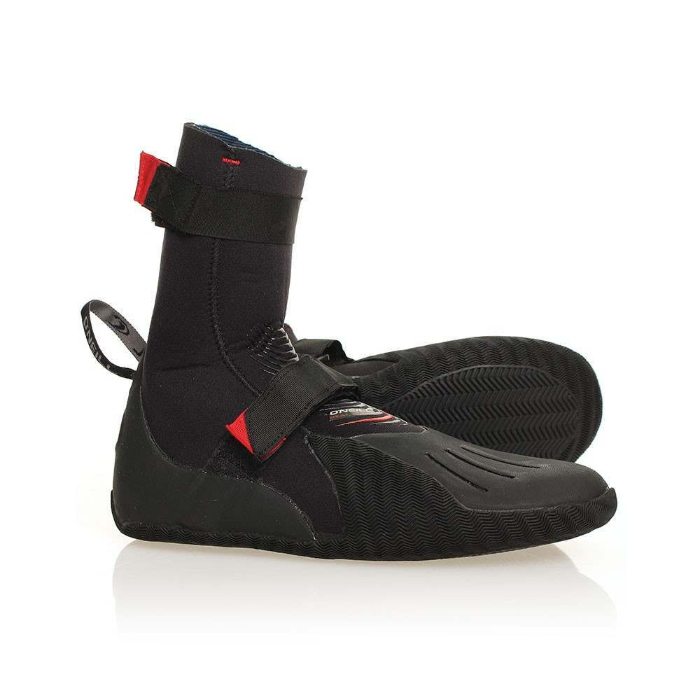 ONeill Heat 5MM Round Toe Wetsuit Boots