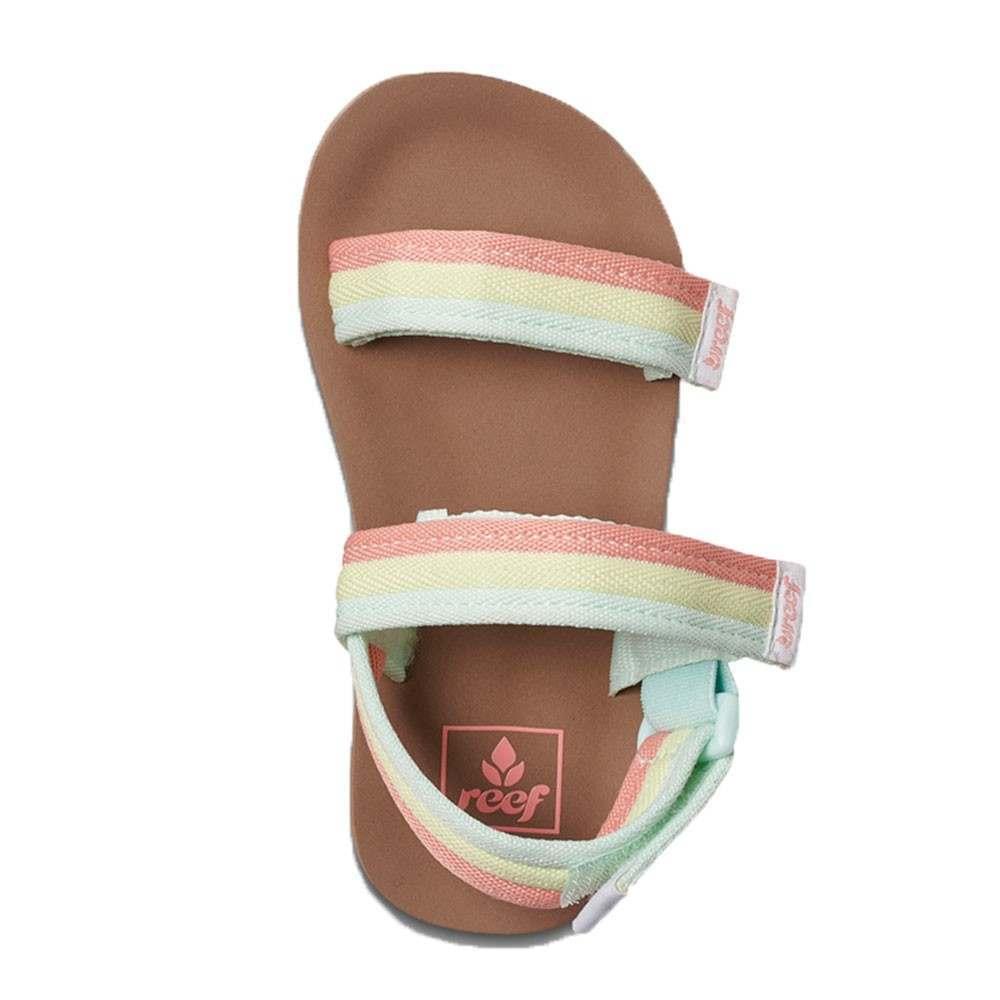Reef Infant Girls Ahi Convertible Sandals Rainbow