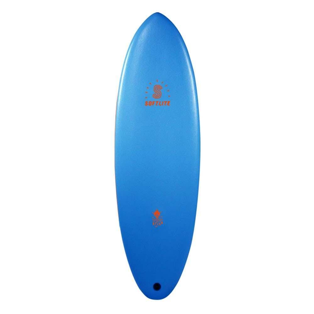 Softlite Popstick Soft Surfboard 5ft 6 Light Blue
