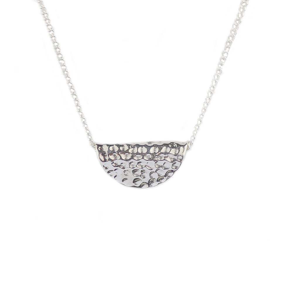 Spindrift Warm Front Necklace Silver