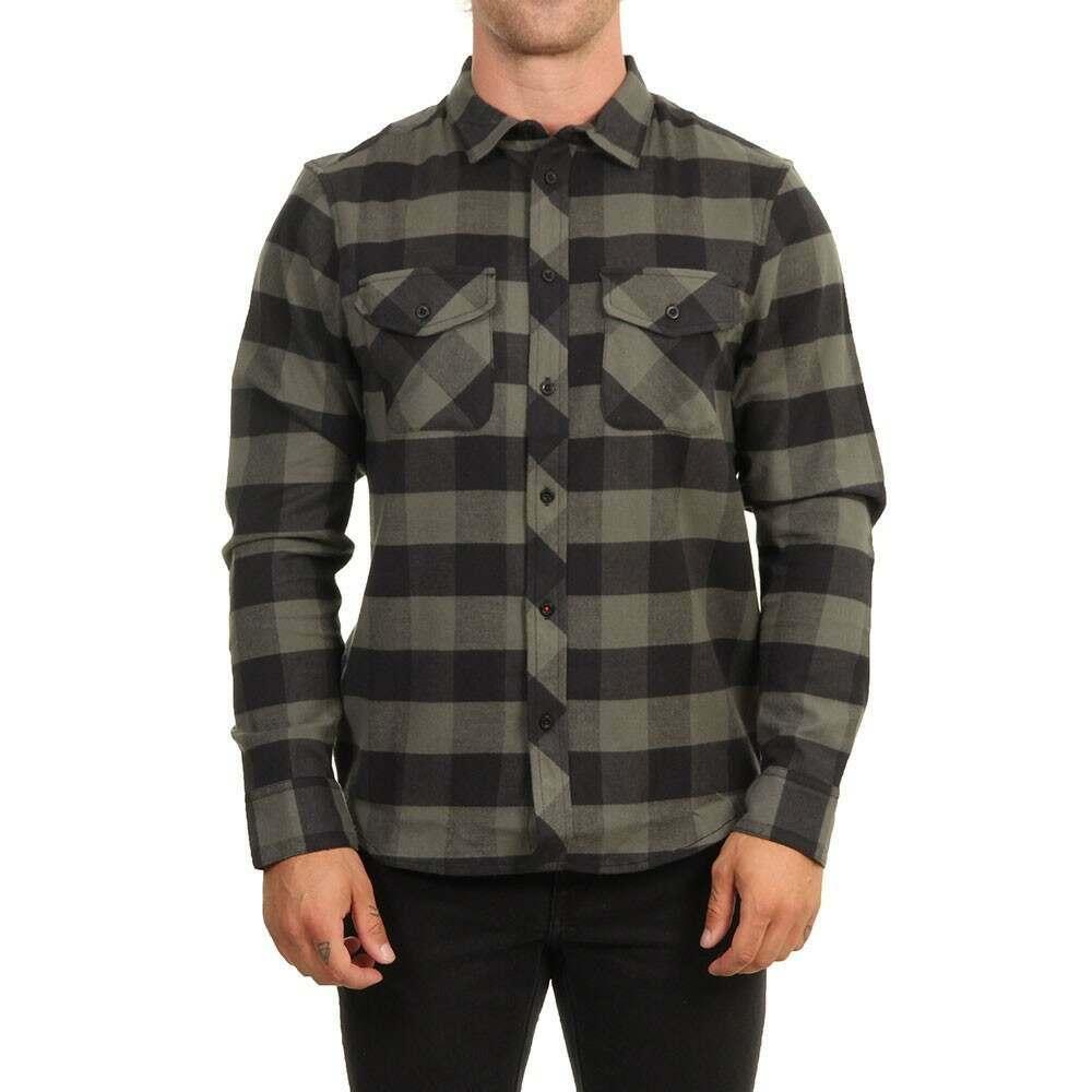 Element Tacoma Shirt Army