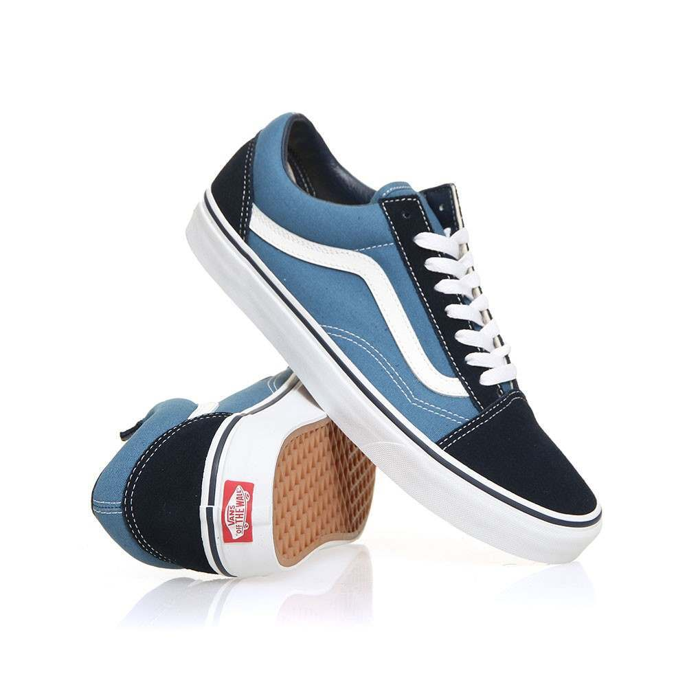 vans old skool shoes navy