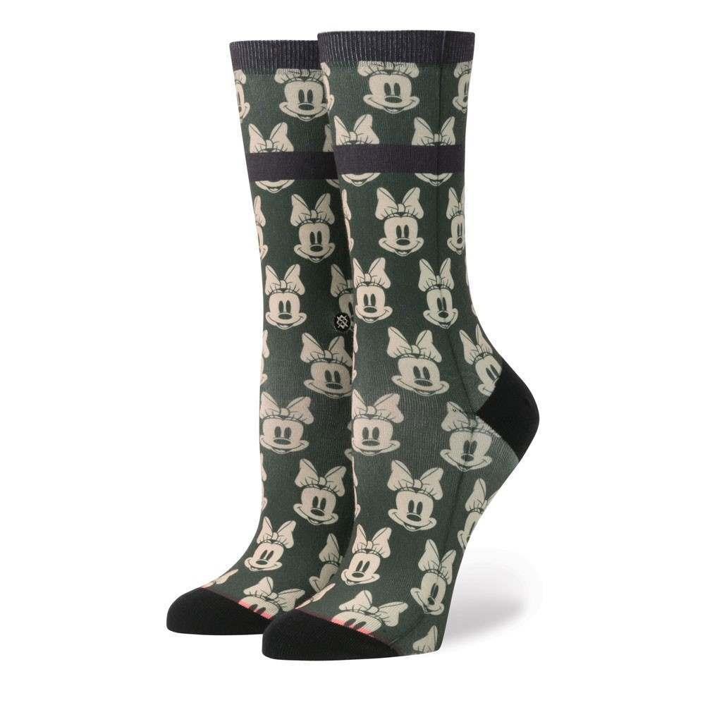 Stance X Disney Mini Minnies Socks Green