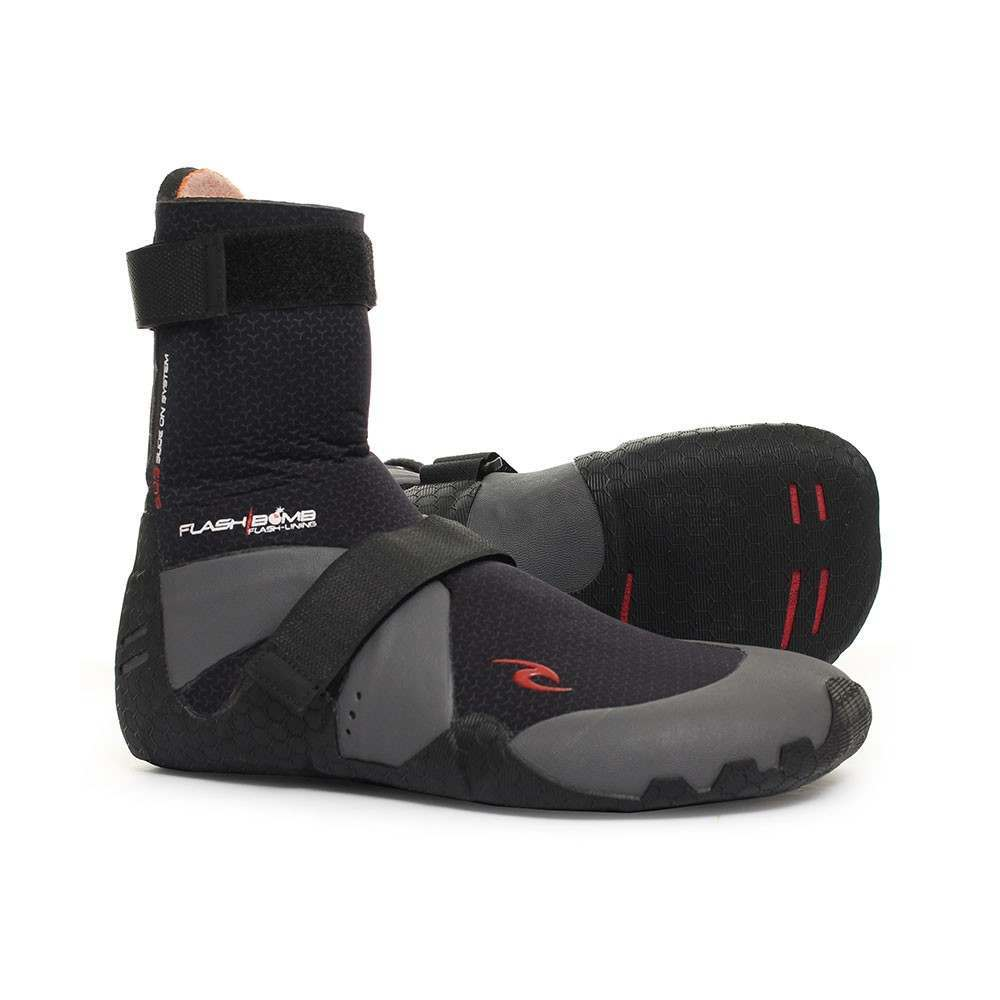 RIPCURL FLASHBOMB 7MM RT WETSUIT BOOTS