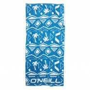 ONEILL SANDCASTLE BEACH TOWEL Blue AOP