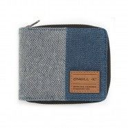 ONEILL BARREL WALLET Ensign Blue