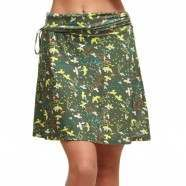 PATAGONIA LITHIA SKIRT Camp Green