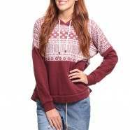 BILLABONG BELINDA HOODY Shiraz