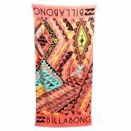 BILLABONG MARIA BEACH TOWEL Coral Reef
