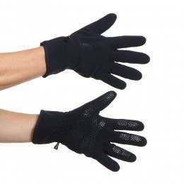 Barts Fleece Gloves Navy