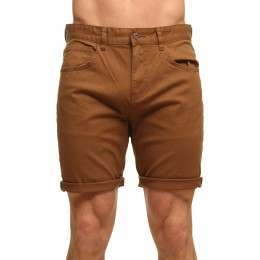 Globe Goodstock Denim Shorts Camel
