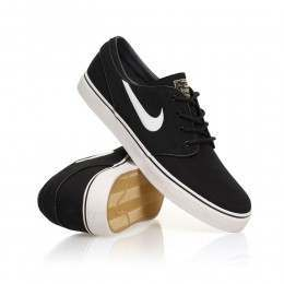 Nike SB Stefan Janoski Shoes Black/White