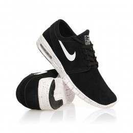 Nike SB Stefan Janoski Max L Shoes Black/White