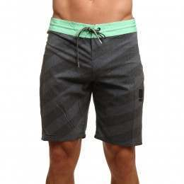 Volcom Stripey Stoney Boardshorts Stealth
