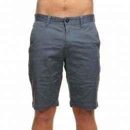 Volcom Frickin Modern Stretch Shorts Ash Blue