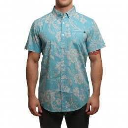Dakine Royale S/S Shirt Maui Blue