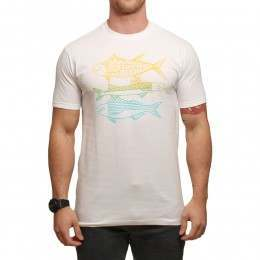 Dakine Catch Tee White