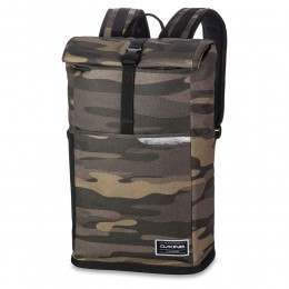 Dakine Section Wet/Dry Roll Top 28L Backpack Camo