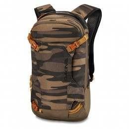 Dakine Heli Pack 12L Backpack Field Camo