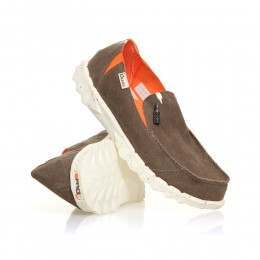 Hey Dude Farty Funk Slip-Ons Wenge
