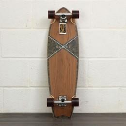 Globe Chromantic 33 Inch Skateboard Teak/Floral