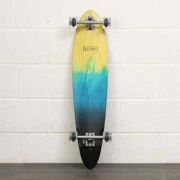 Globe Pinner Longboard Skateboard 40 Inch Blue Fad