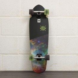 Globe Big Blazer Skateboard 32 Inch Darkside