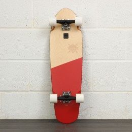 Globe Big Blazer 32 Inch Skateboard Blazing Red