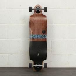 Globe Geminon Micro Drop 37.5 Inch Skateboard Rain