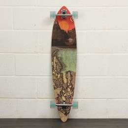 Globe Pintail Skateboard 44 Inch Climate