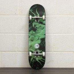 Globe The City 8 Inch Skateboard Complete Sleeps