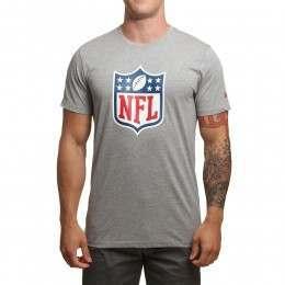 New Era NFL NFL Tee Heather Grey