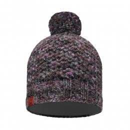 Buff Margo Beanie Plum/Grey