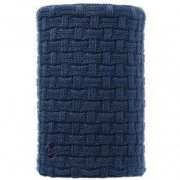 Buff Airon Knitted Neckwarmer Blue/Grey Vigore