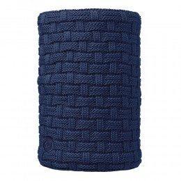 Buff Airon Knitted Neckwarmer Dark Denim/Navy