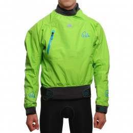 PALM ATOM WHITEWATER KAYAK SPRAY JACKET Lime