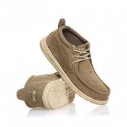 Hey Dude Conrad Shoes Olive